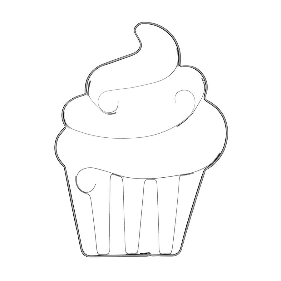 Cupcake Cream - Keksausstecher