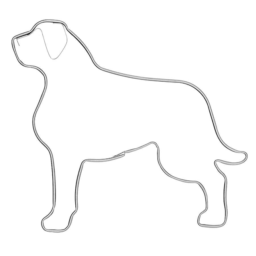 Dogge - Keksausstecher