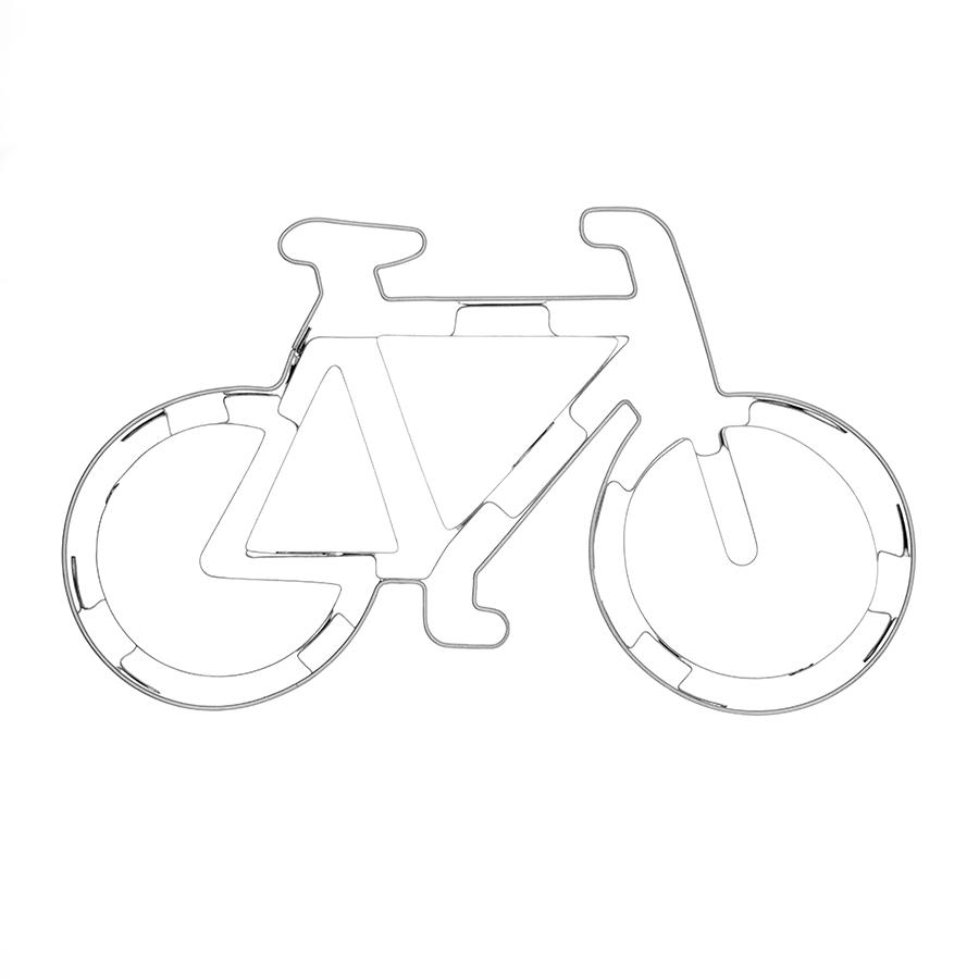 Fahrrad - Keksausstecher