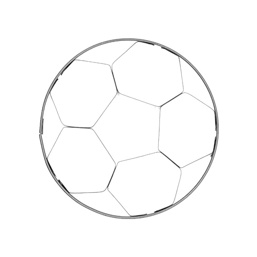 Fussball - Keksausstecher