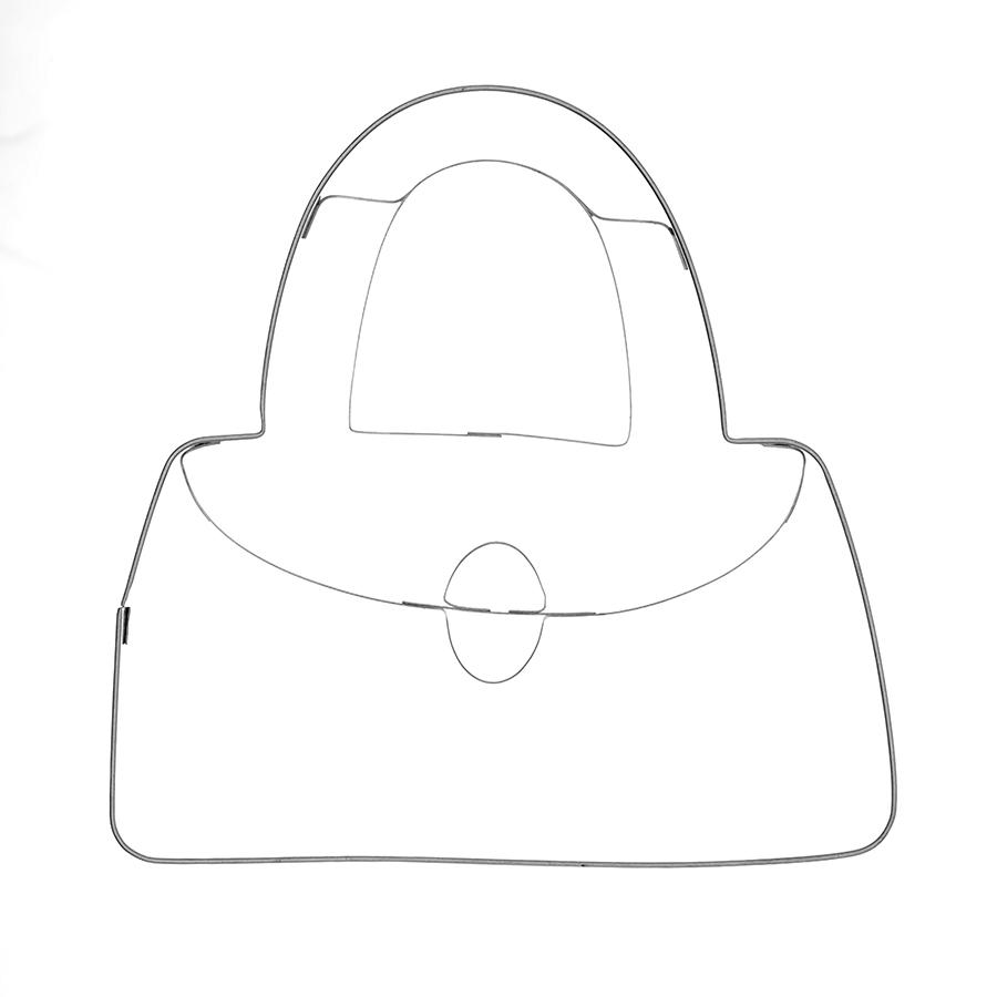 Handtasche groß - Keksausstecher