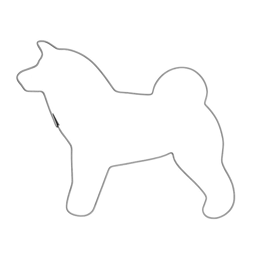 Husky - Keksausstecher