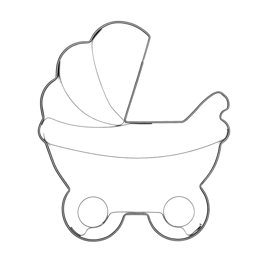Kinderwagen - Keksausstecher