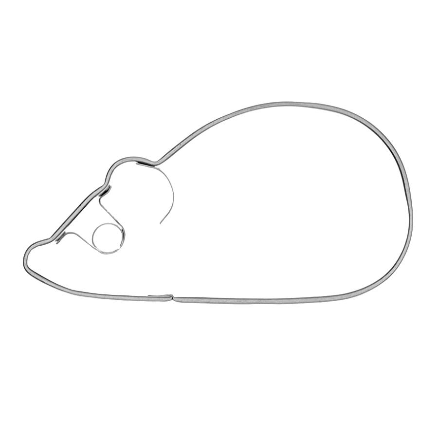 Mäuschen - Keksausstecher