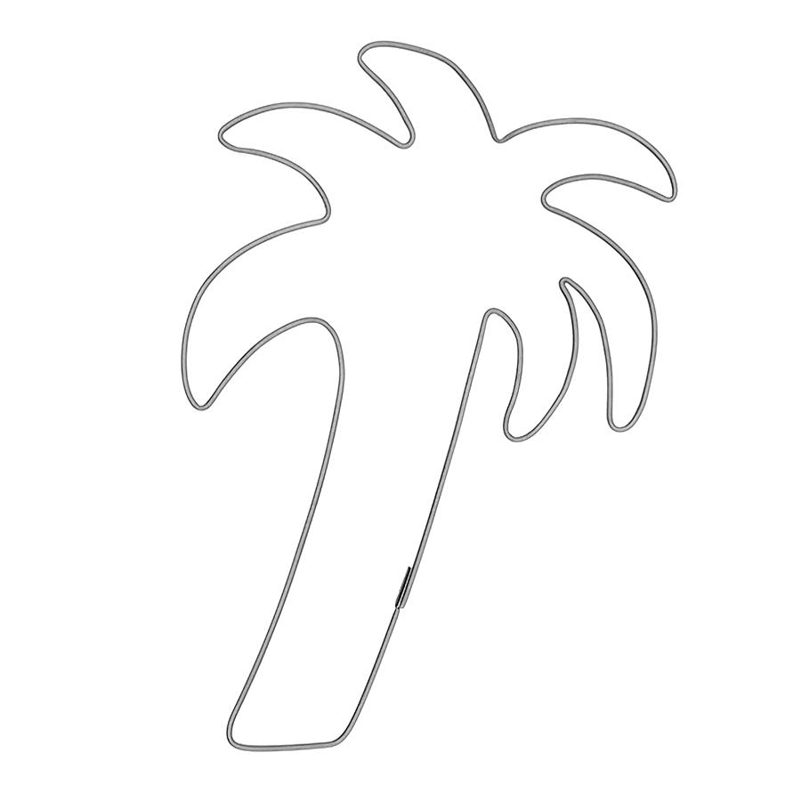 Palme - Keksausstecher