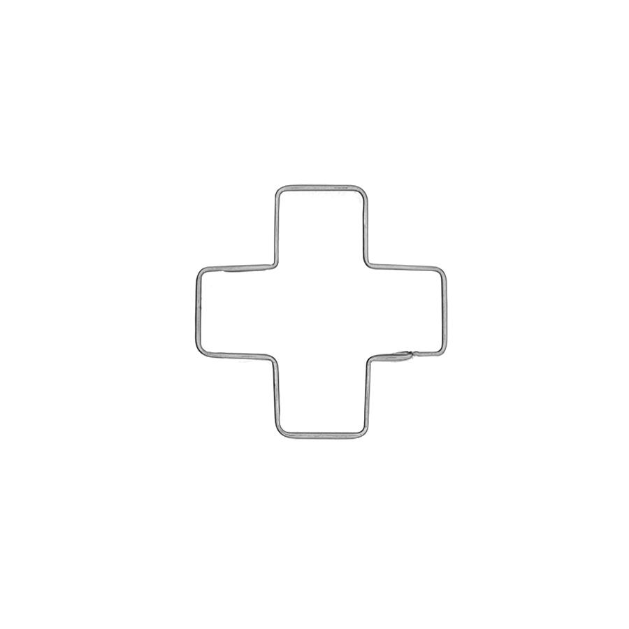 Pluszeichen - Keksausstecher