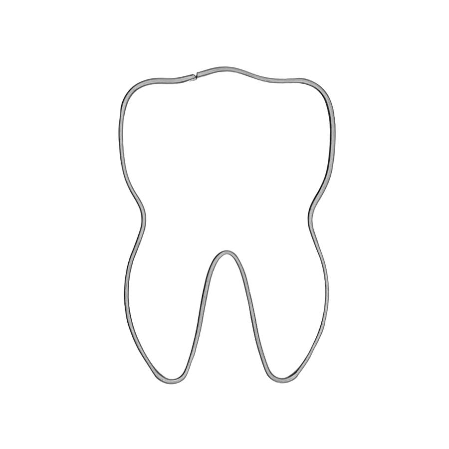 Zahn - Keksausstecher